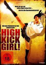 DVD - High Kick Girl! / #961