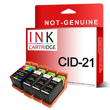 1SET + 2BK Ink Cartridge For Dell All In One P713w P513w V313 V313w V515w V715w