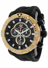Invicta 14254 Sea Base Swiss Chronograph Sapphire Crystal Poly Strap Watch