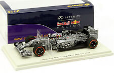 Daniil Kvyat Red Bull RB11 #26 Test Car Bahrain Formel 1 2015 1:43 Spark