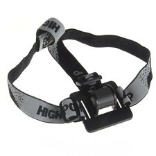 New Headband/Helmet Strap Mount Head Strap For LED Headlamp Head Bike Light