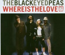 BLACK Eyed Peas where is the love? (2003) [Maxi-CD]