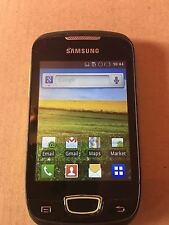 Samsung Galaxy Mini GT-S5570 - Lime Green (Three) Smartphone 3.2MP cam Wifi GPS