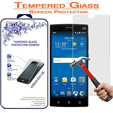 For ZTE Zmax 2 / Z958 [Tempered Glass] Screen Protector 9H Hardness 2.5D