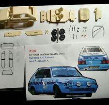 1/43 KIT FIAT RITMO 130 TC ABARTH VALLE IMAGNA CLASSIC 2015