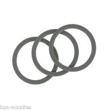 3 x ridged liquidiser base joint blender sealing ring pour kenwood bl fp series