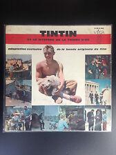 Disque Tintin Le mystère de la Toison d'or 33T Tim Kuifje Hergé