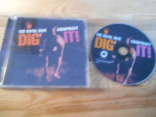 CD Indie Royal Beat Conspiracy - Dig It (10 Song) BAD AFRO REC