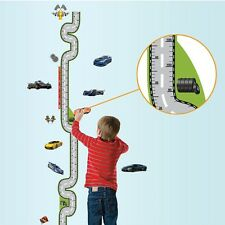 Kids Growth Chart Height Measure Wall Stickers for Children Room Decor Wall Art