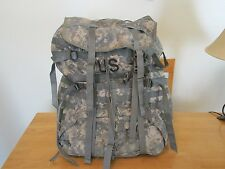 Large MOLLE II Rucksack Digital Camo Military Issue USGI Very Good