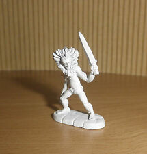 ZULU Krieger Ral Partha Metall Warhammer tabletop game figures Zinnfigur warrior