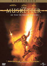 MUSKETEER / (SNAP MCSH)-MUSKETEER / (SNAP MCSH)  DVD NEW