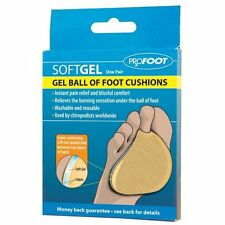Profoot Soft Gel Ball of Foot Cushions (1 pair)