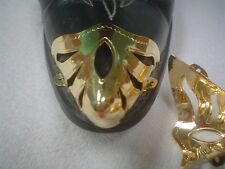 GK Boot Tips/ Caps and Heels *  Toe Gold Tone    only  *  Western #4
