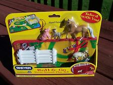 Breyer Roll & Go Farm Animal Play Set - NIB -NR