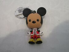 Loose Monogram Figural Kingdom Hearts Mickey Keyring Key Chain