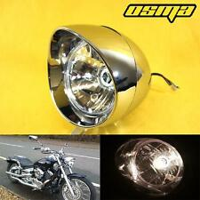 Yamaha V Star 650 950 1100 Royal Star VMAX Chrome Custom Motorcycle Headlight