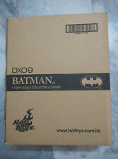 Hot Toys DX09 The BATMAN 1989 Michael Keaton 1/6 Best Deal Mint in Box Rare