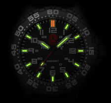 Praetorian SOCOM  - Tactical Military Watch -  Swiss H3 Tritium Illumination