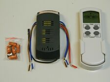 PREMIER CEILING FAN REMOTE CONTROL KIT - RADIO FREQUENCY - RF