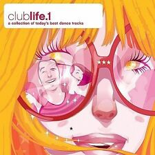 CD • Various Artists • Clublife, Vol. 1 •