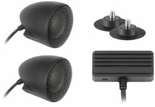 Cycle Sounds Sport Bike Audio System with 2.5in. Bullet Speakers 1102-0632