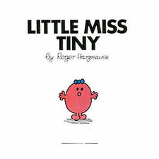 Little Miss Tiny (Little Miss Library), Roger Hargreaves