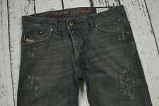 DIESEL DARRON 803S 0803S JEANS MEN 32x34 32/34 W32 L34 DESTROYED CONDITION