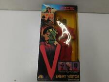 1984 VINTAGE V ENEMY VISITOR ACTION FIGURE NIB BOX SEALED LIZARD TV SHOW 24166