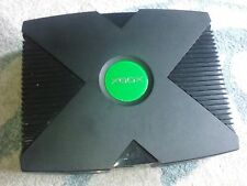 Original Xbox 40GB HDD UnleashX mod RETRO GAMiNG console only