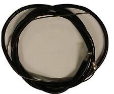 Lambretta Gear Cable Interior Y Exterior Negro Nuevo