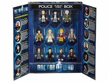 """DOCTOR WHO - The Eleven Doctors 4.5"""" Micro-Figure Set (Character) #NEW"""