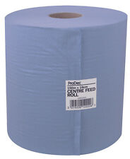 ProDec Paper Towel Roll 150 Metres x 19cm Blue Industrial 2 Ply (UMSU001)