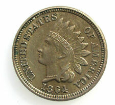 USA 1 Cent 1864 Bronze Indian Head