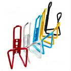 Cycle Bike Bicycle Aluminum Alloy Water Bottle Cage Holder Rack Cups Bracket MW
