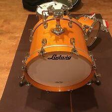 Ludwig Classic Maple Drums w/ Accessory Bundle