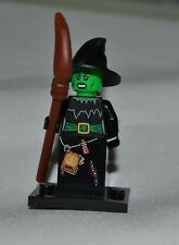 LEGO SERIES 2 WITCH # 4 LOOSE FREE SHIPPING