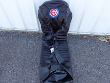 Titleist Golf Chicago Cubs Logo Padded Rolling Full Golf Set Travel Case NEW MLB