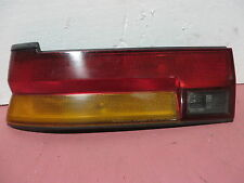 TOYOTA TERCEL 2 DOOR SEDAN 87-90 1987-1990 TAIL LIGHT DRIVER LEFT LH