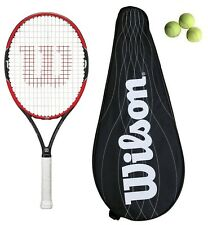 Wilson Pro Staff 25 BLX Junior Tennis Racket  + 3 Tennis Balls RRP £90