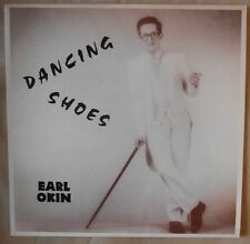 LP EARL OKIN DANCING SHOES SPATS  UK 1989 KL 2158