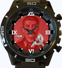 Joseph Stalin Ussr Dictator New Gt Series Sports Unisex Gift Watch