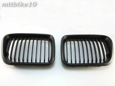 97-99 BMW E36 Front Grille Kidney Style FRONT HOOD GRILL 318i 323i 328i Black