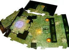 D&D TILE SET - Dungeon Command: Curse of Undeath Dungeons & Dragons / Pathfinder