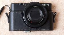 Sony Cyber-shot DSC-RX100 II 20.2MP Digital Camera 3.6x
