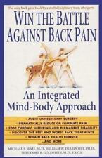 Win the Battle Against Back Pain: An Integrated Mind-Body Approach, Sinel, Micha