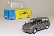 Solido; 1991 RENAULT ESPACE; Metallizzato Grigio; secolo di Cars #60, ottimo in scatola
