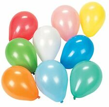 "576 - 5"" Assorted Color Helium Quality Balloons - Carnival Dart Water Birthday"