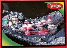 CAPTAIN SCARLET - Card #2 - Mars - AD 2068 - Cards Inc. 2001