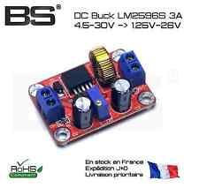 Abaisseur de tension ajustable DC Buck LM2596S 3A 4.5-30 1.25-26V 3A